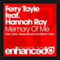 Ferry Tayle feat. Hannah Ray - Memory Of Me