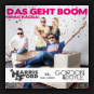 Harris & Ford vs. Gordon & Doyle feat. Lisah - Das Geht Boom (Shag Ragga)