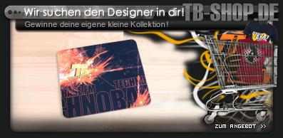 Unser Fanshop - Wir suchen den Designer in dir!