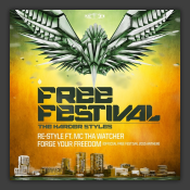 Forge Your Freedom (Free Festival 2015 Anthem)