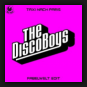 The Disco Boys - Taxi nach Paris