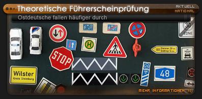 theoretische f hrerscheinpr fung ostdeutsche fallen h ufiger durch news housetime fm. Black Bedroom Furniture Sets. Home Design Ideas