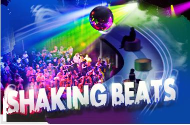 Shaking Beats New 2013